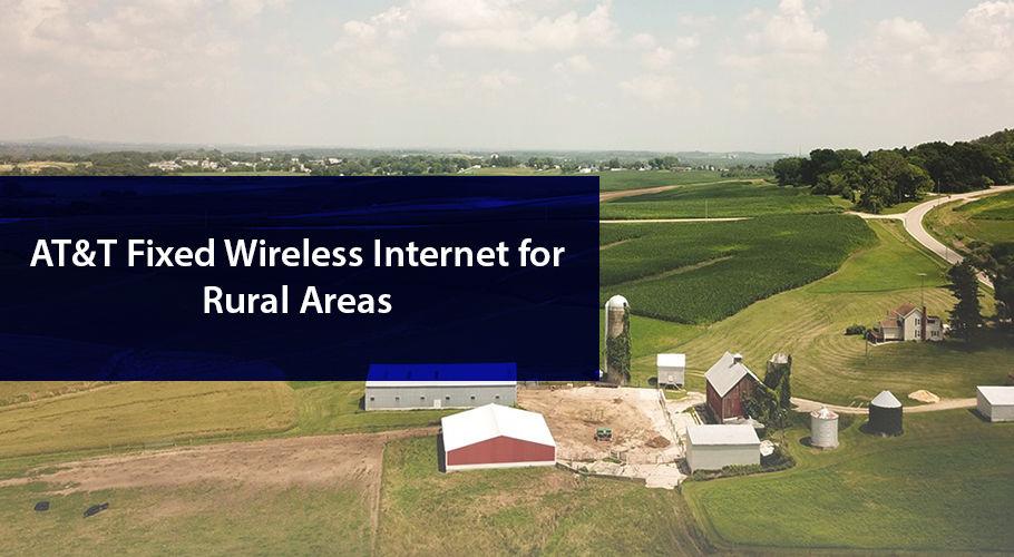 Att İnternet For Rural Areas