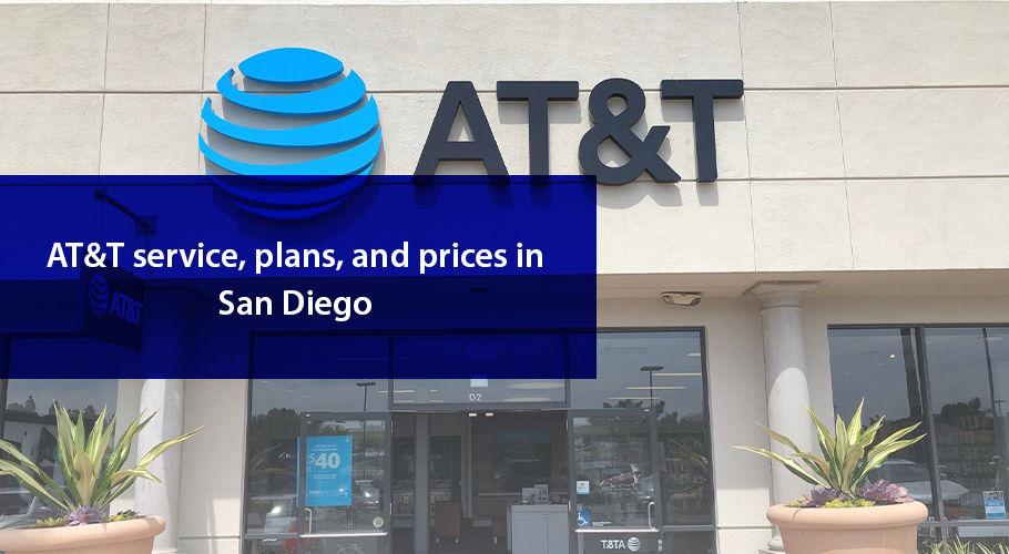Att İnternet San Diego