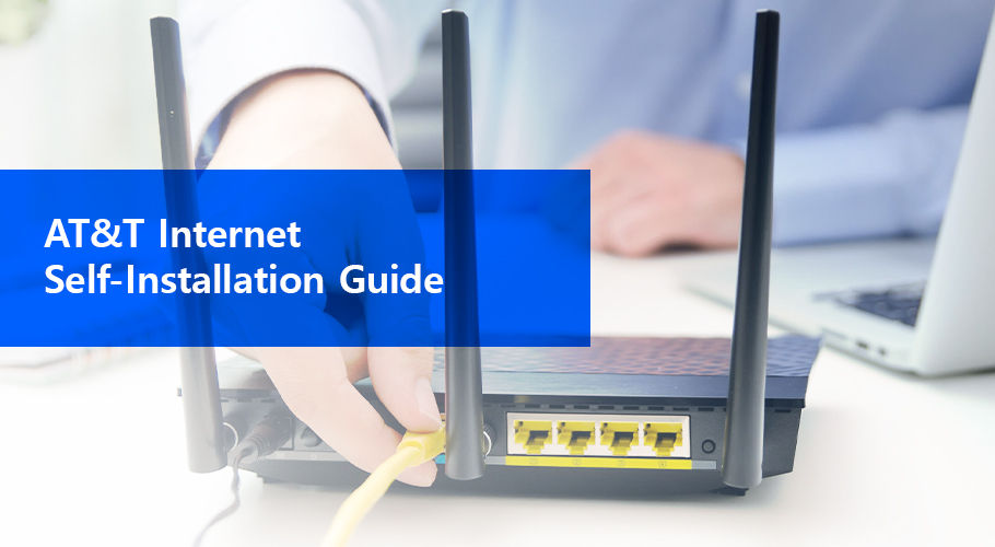 Att İnternet Self İnstallation Guide