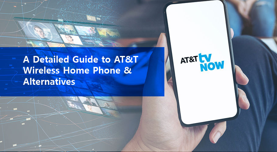 At T Wireless Home Phone Service Alternatives