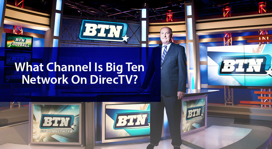Big Ten Network On Directv