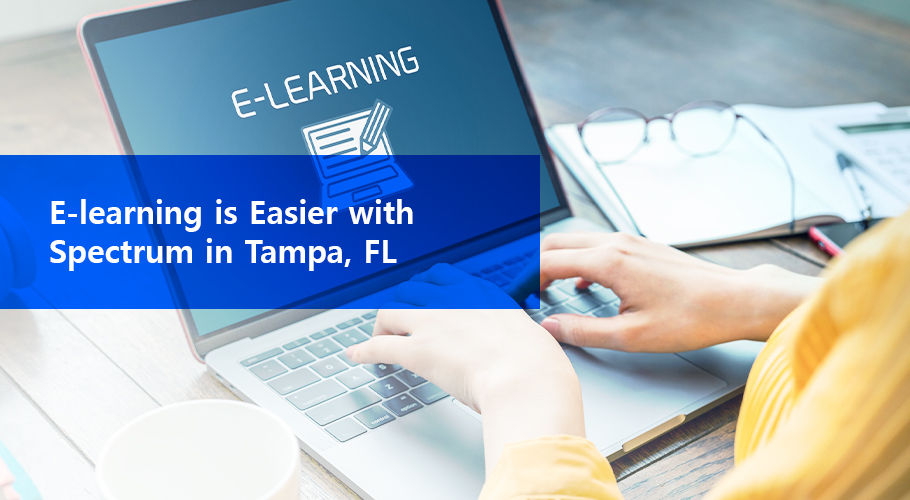 E Learning With Spectrum Tampa Fl