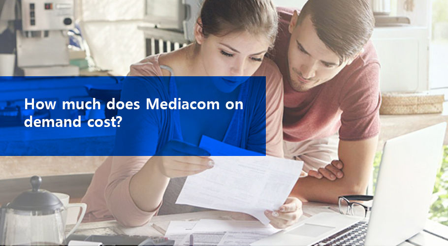 How Much Does Mediacom On Demand Cost