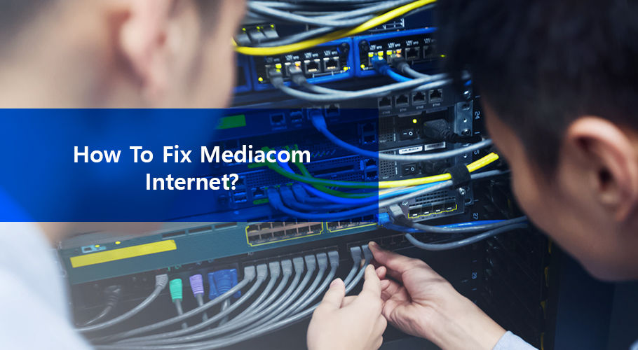 How To Fix Mediacom İnternet