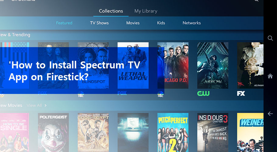 How To İnstall Spectrum Tv App On Firestick