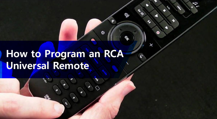How to Program the RCA Universal Remote