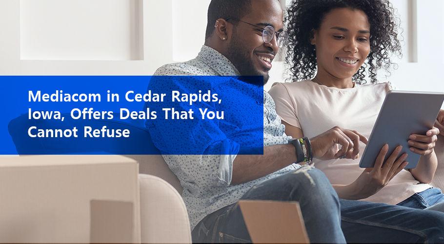 Mediacom Cedar Rapids İowa