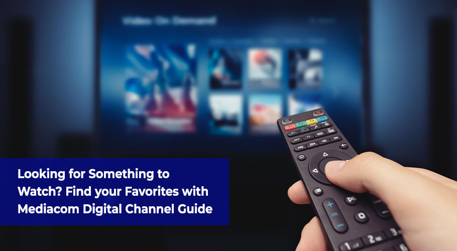 Mediacom Digital Channel Guide