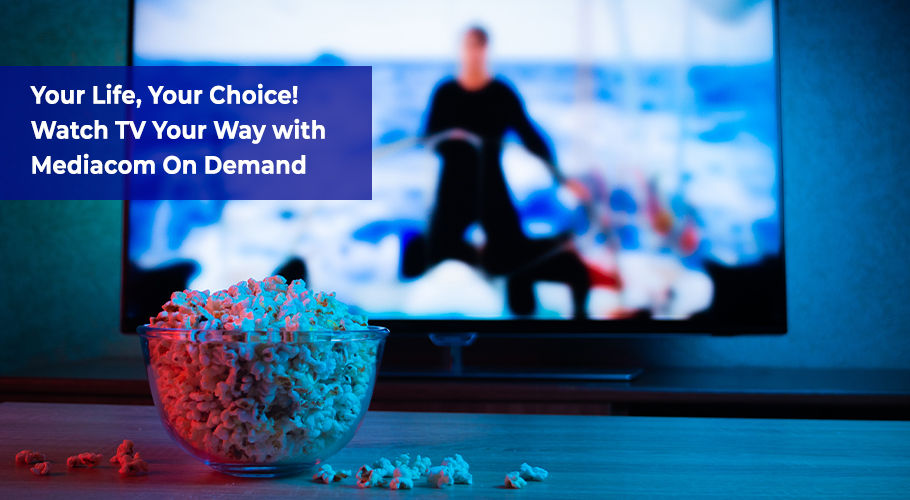 Mediacom On Demand