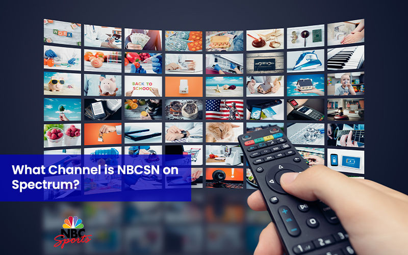 What Channel Is Nbcsn On Spectrum