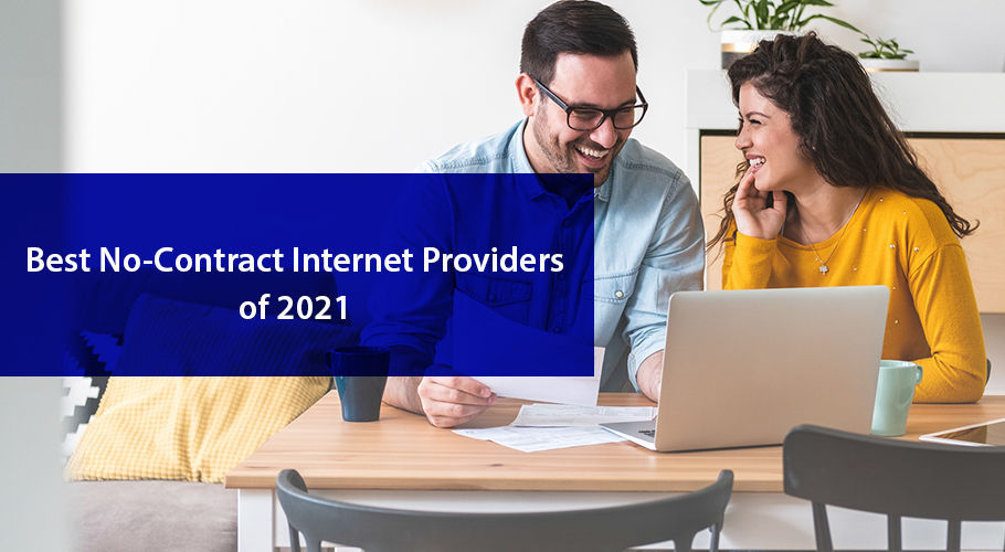 No Contract Providers İn 2021