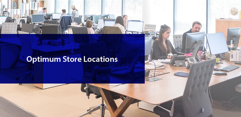 Optimum Store Locations