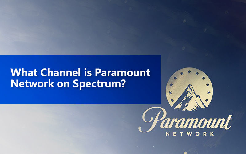 Paramount Network On Spectrum