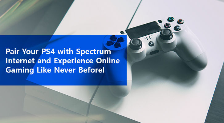 Ps4 Spectrum İnternet Online Gaming Never Before