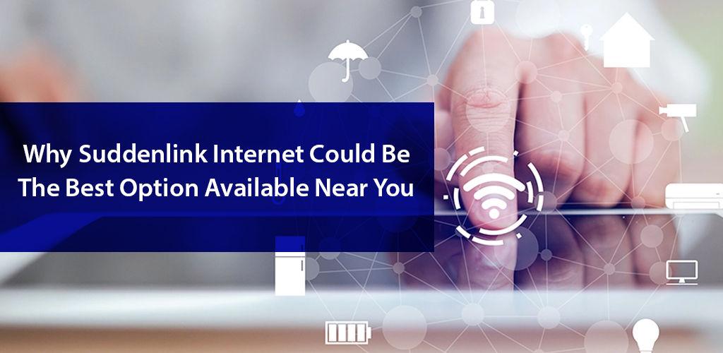 Suddenlink İnternet Best Option