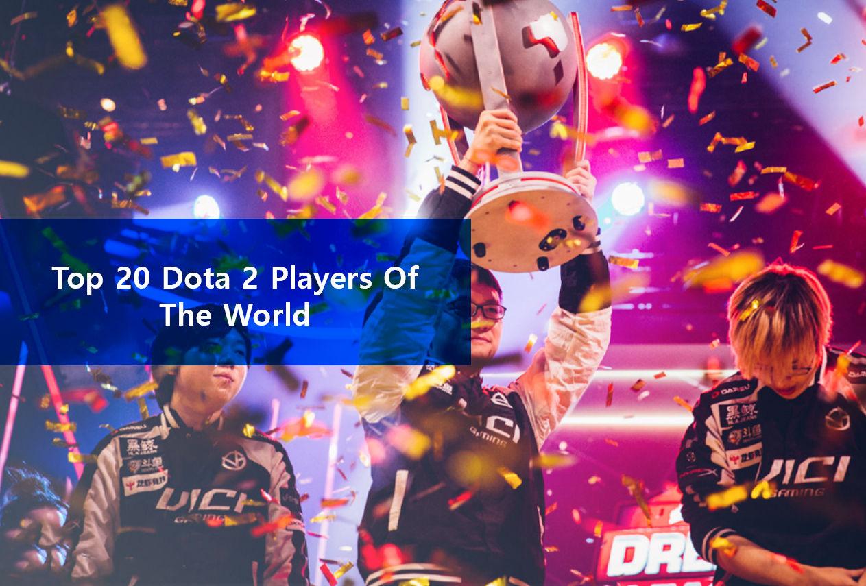 Top 20 Dota Players