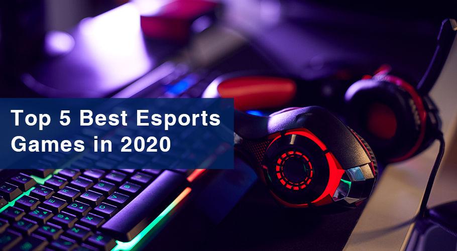 Top Esports Game 2020