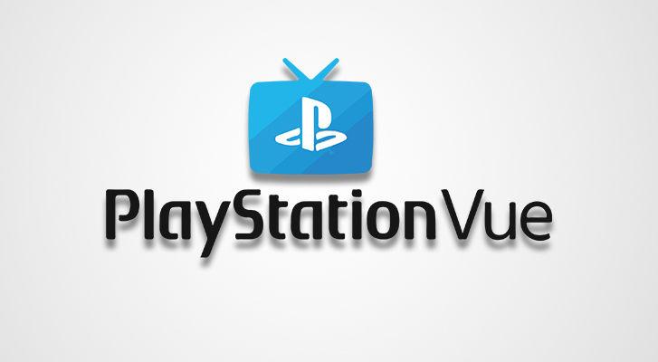 Streaming PlayStation Vue