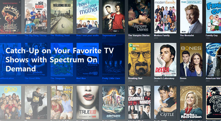 Tv Shows Spectrum On Demand