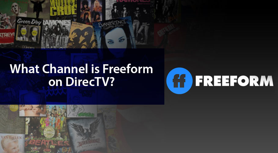 What Channel Is Freeform On Directv