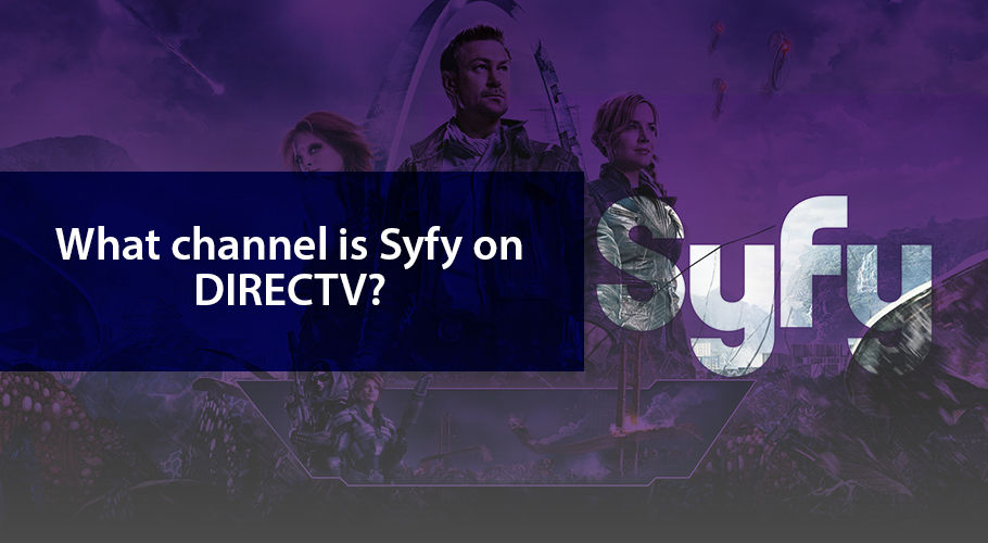 What Channel İs Syfy On Directv