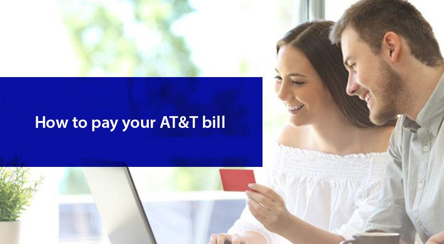 Where To Pay Att İnternet Bill