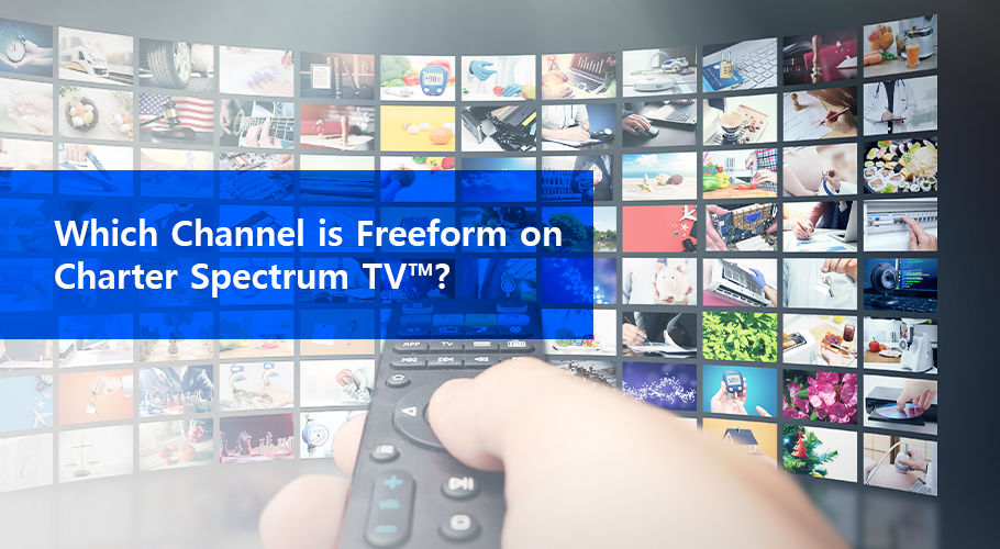 Which Channel Is Freeform On Charter Spectrum Tv