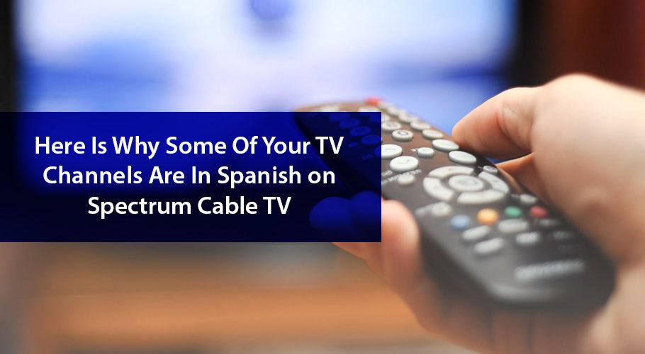 Why Some Channels Are In Spanish Spectrum