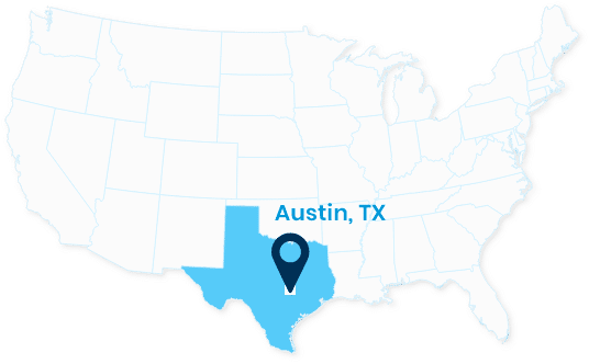Map Spectrum Austin, TX