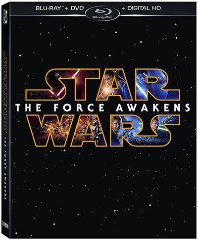 Star Wars Episode 7 Blu-ray