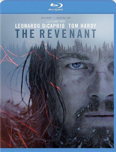 The Revenant Blu-ray