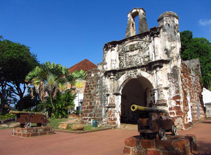 A 'Famosa Malacca