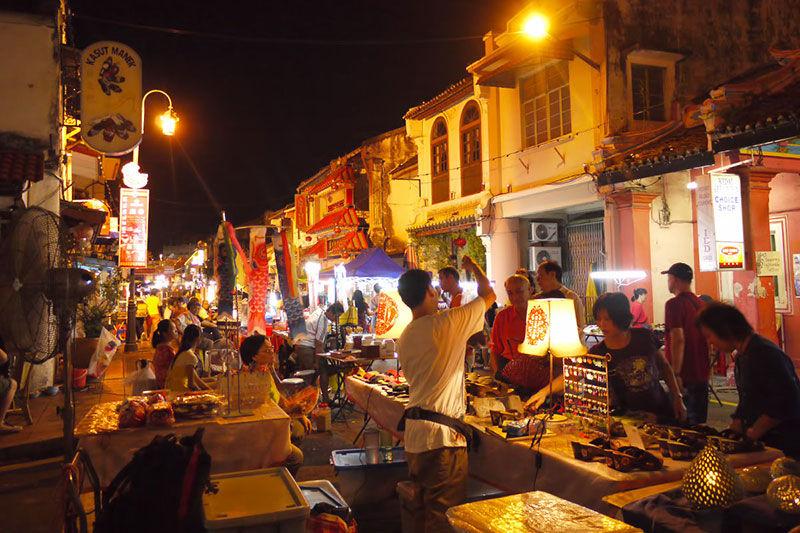 Jonker Street Malacca