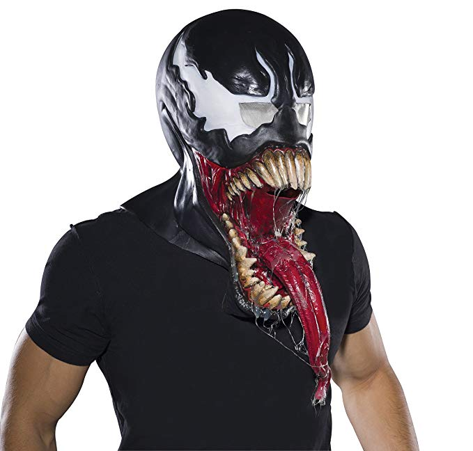 Venom Mask Halloween Ideas