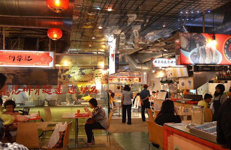 Hutong Food Court @ Lot 10