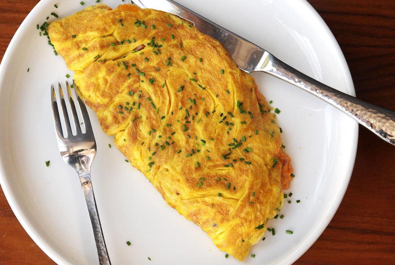 Omelette Meal Plan For Skinny Guys