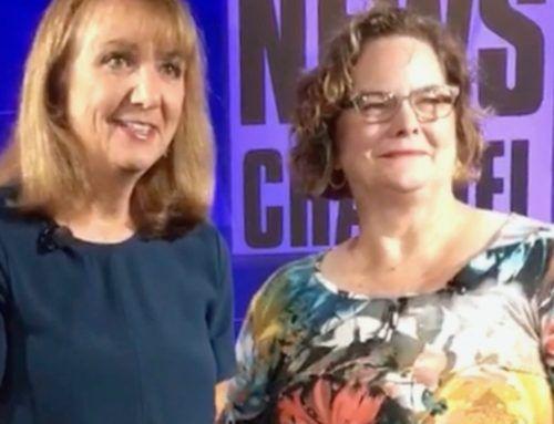 Health Beat: Michelle talks with Dr Benita Zahn