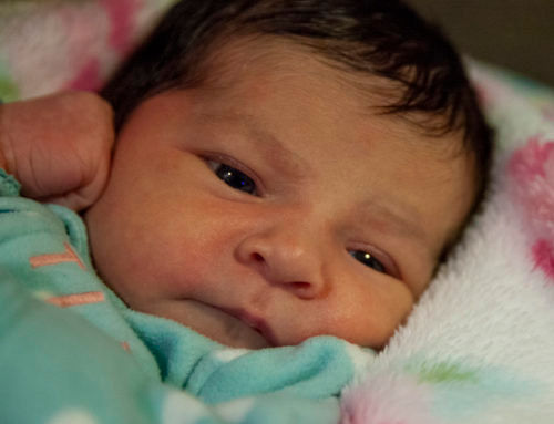 Baby Delilah Alexis