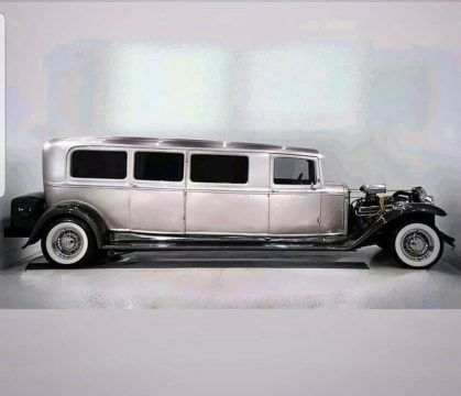 1931 Ford Model A Hot Rod Limousine [rare custom conversion] for sale