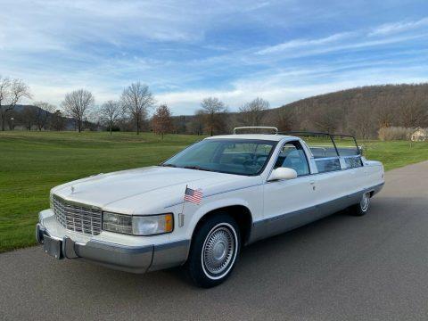 1995 Cadillac Fleetwood Statesman Limousine [impeccable special custom] for sale