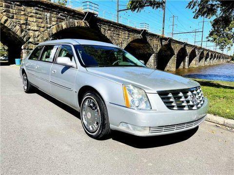 2010 Cadillac DTS Limousine [low mileage] for sale