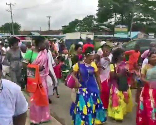 RATH YATRA, NIGERIA