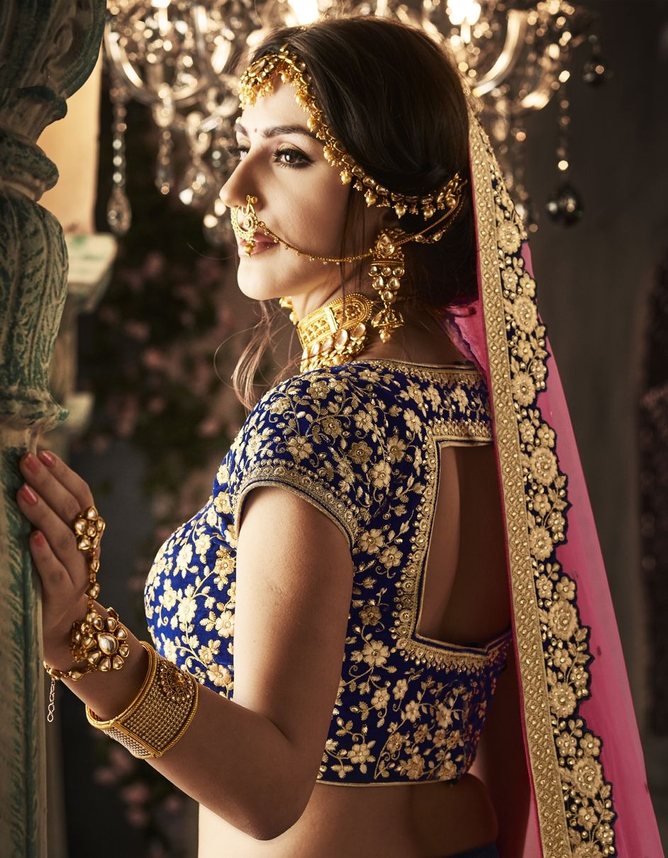 Dazzle any occasion with these GORGEOUS LEHENGAS
