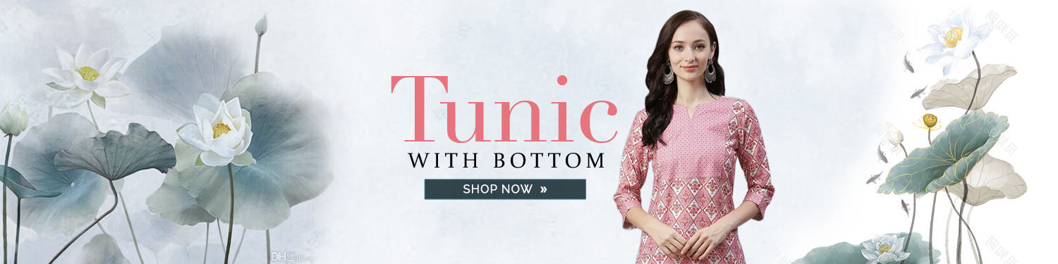 Tunic with Bottom