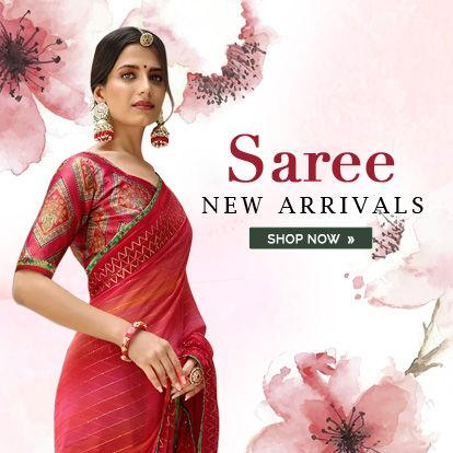 New Arrivals Saree