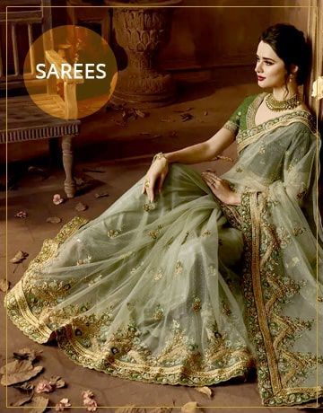 ff6d40ce5f Indian Wedding Sarees: Indian Dresses, Ethnic Clothing, Bridal Outfits
