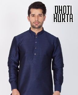 Dhoti Kurta for Men, Dhoti Sherwanis, Indian Kurta Men