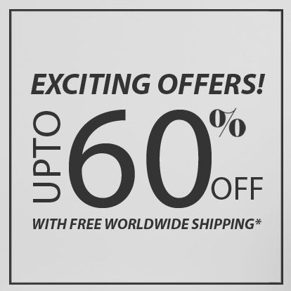 EXCITING OFFERS!