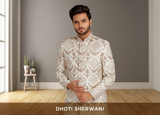 Mens Clothing - Buy Indian Ethnic Menss Wear Online At -9877
