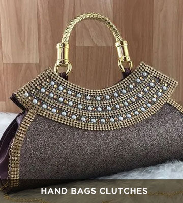 HAND-BAGS-CLUTCHES